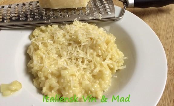 Hvid risotto