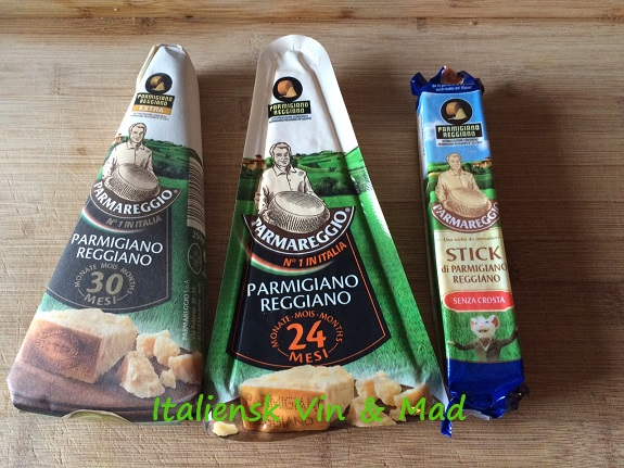 Oste-Parmigiano Reggiano