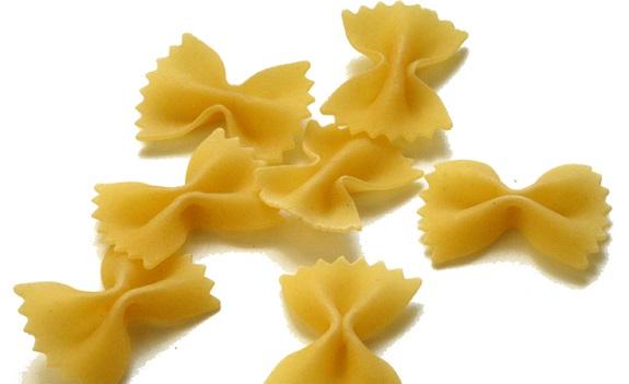 Tørett pasta - farfalle